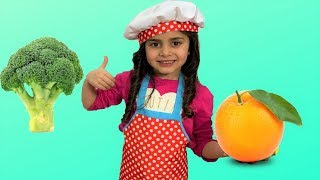 I am healthy!! Nursery Rhymes songs for children video