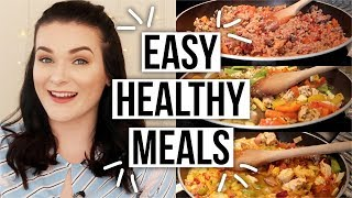 3 Easy One-Pot Meals | Healthy Recipes | ohhitsonlyalice