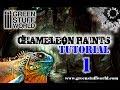 Chameleon Paints Tutorial 1 Our Colors English mp3