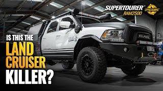 Ram Trucks RT25 Supertourer - Is This The LandCruiser killer?