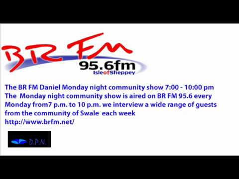 BRFM interview Greg reed artist August 2011 Daniel Monday night community show