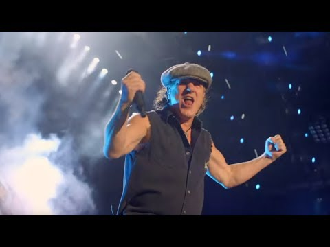AC/DC to return w/ Johnson! New album and tour in 2020 is in the works ..!