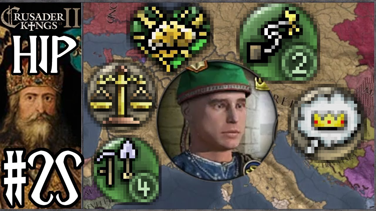 CK2 HIP: Forgotten Karling #25 - The Dictator (Series B)