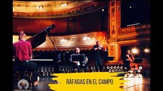 Ráfagas en el Campo / Alan Haksten Ensemble / Festival Latino Gbg 2020