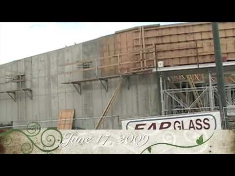 Denver Botanic Gardens 39 Parking Structure Construction Youtube