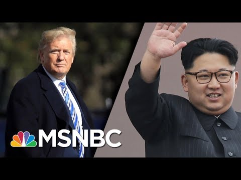 Dem Rep.: President Trump's 'Impulsive Behavior Set Us Back' On North Korea | Hallie Jackson | MSNBC