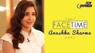 Anushka sharma interview with anupama chopra | face time