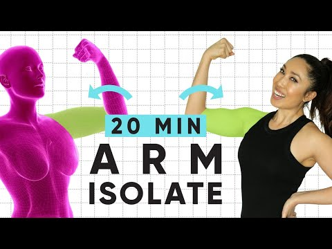 20-Minute Arm and Chest Workout