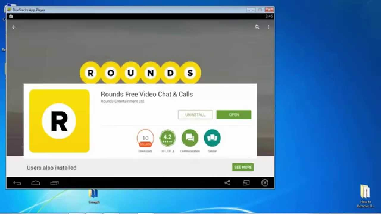 Rounds App for Windows 7/8/10 PC