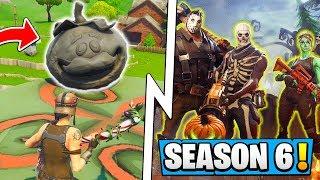 *NEW* Fortnite Update!   Season 6 News, Tomato Event, Gold Pickaxe!