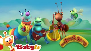 A canção da Banda Dos Insetos - BabyTV Brasil