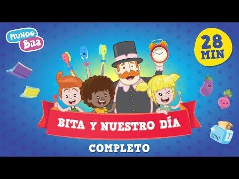 Mundo Bita Español - Bita y Nuestro Día  (álbum completo)