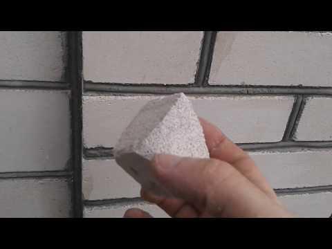 Как очистить силикатный кирпич 100% рабочий способ