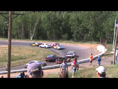 Sands Speedway SuperStock Feature 7/13/2013