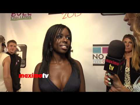 Camille Winbush  2013 NO BULL Teen Video Awards
