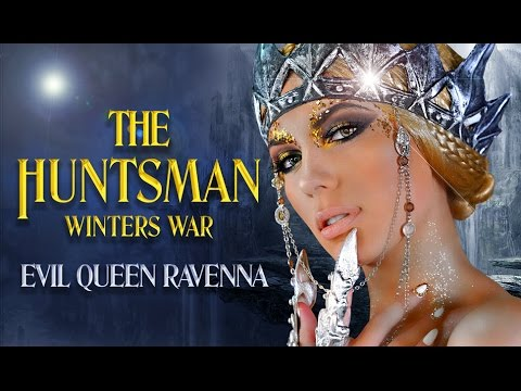 ❤️ Snow White and the Huntsman Winters War | Charlize Theron Halloween Makeup | Victoria Lyn Beauty