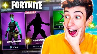 THE NEW FORTNITE SKIN YOU WILL WANT ALL THE WORLD - Vicens