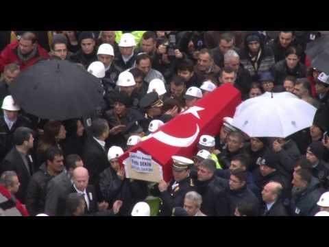 İzmir Fethi Sekin'i uğurladı...