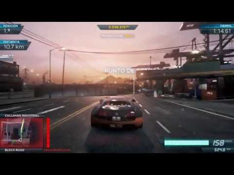 Need For Speed Most Wanted 2012 Final Boss Butterflies And Hurricanes
