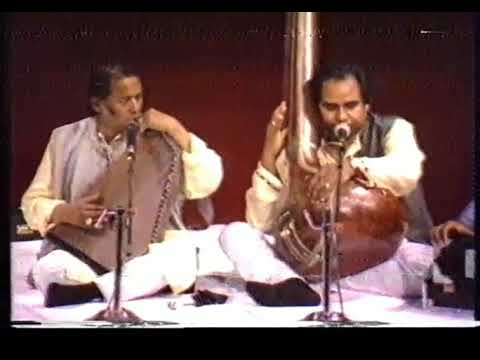 Ustad Salamat Ali Khan & Sons, Raag Shamvati 1989