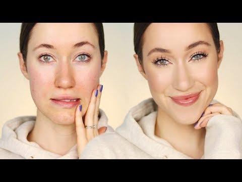 Easy Everyday Makeup (School & Work) 😍 thumbnail