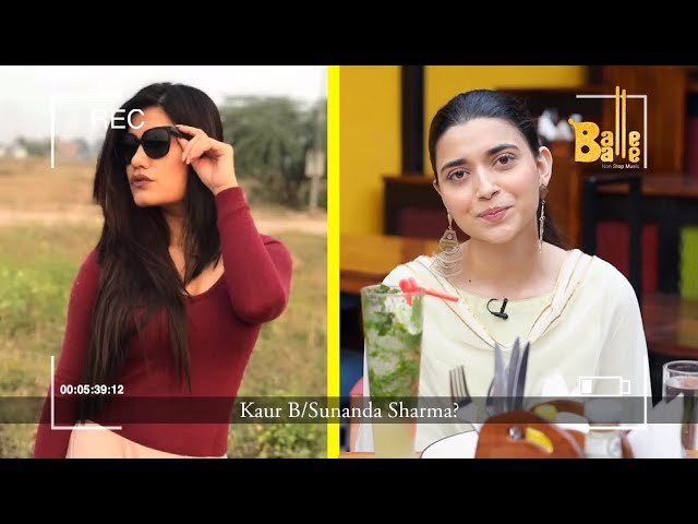Nimrat Khaira | Len's Talk Promo | Balle Balle TV