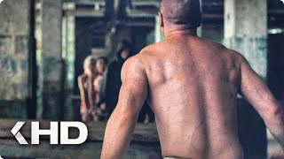 The Beast vs David Dunn Movie Clip - Glass (2019)