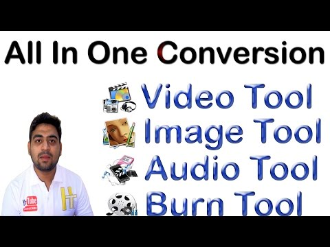 Best || All In One || Audio || Video || Converter || Tool || Software || For Windows || Free