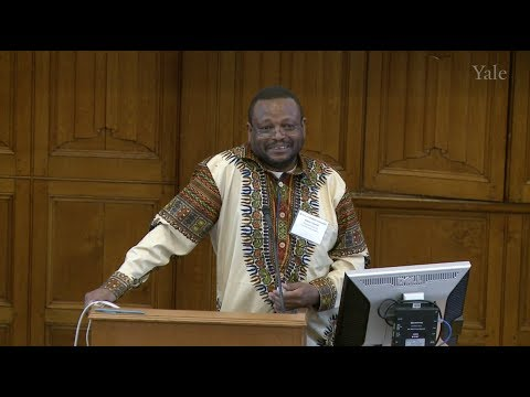 Simon Gikandi on African Literature in the World: Imagining a Post-Colonial Public Sphere