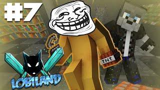 ESTO PASA CUANDO TROLLEAS A MIKECRAFT - #LOBILAND Ep. 7 c/Maheegames Video