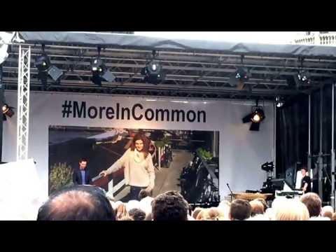 MP Jo Cox Tribute by her husband, Brendan Cox | Trafalgar Square | 22.06.16
