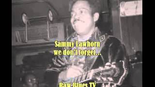 Sammy Lawhorn - Mean Old World (1980)