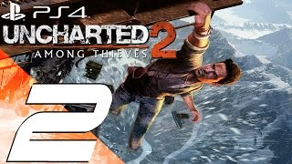 Uncharted 2 Among Thieves PS4 - Walkthrough Part 2 - The Museum Robbery [1080p 60fps]