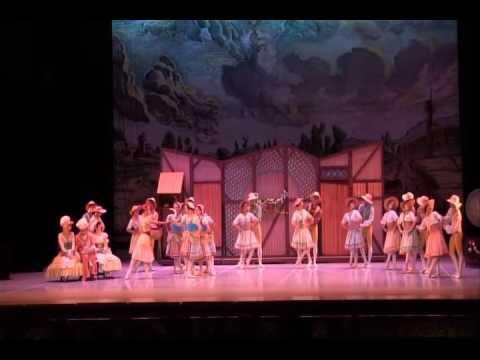 Festival de Ballet de La Habana 2016- La Fille Mal Gardee