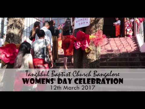 Women's Day | Tangkhul Baptist Church Bangalore | Peimi Makan