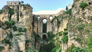 Ronda, Andalusia, Spain in HD