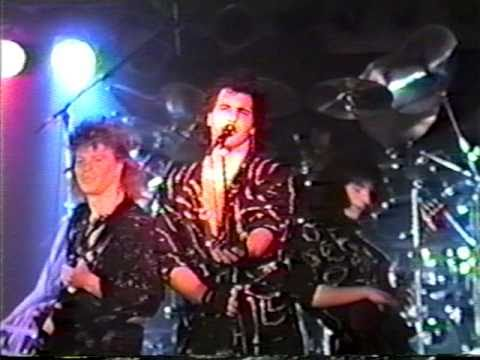 Xenon - Serious- 80s Metal band from Union County NJ