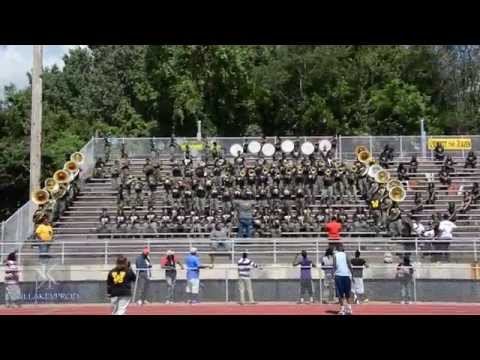 Whitehaven High School Marching Band - Seen It All - 2015