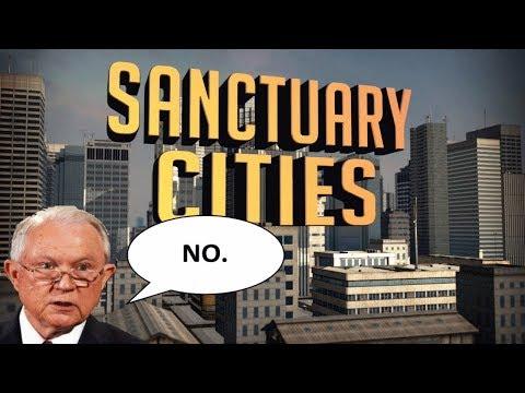 DoJ Gives Sanctuary Cities Until Dec. 8 to Prove Compliance With Immigration Laws