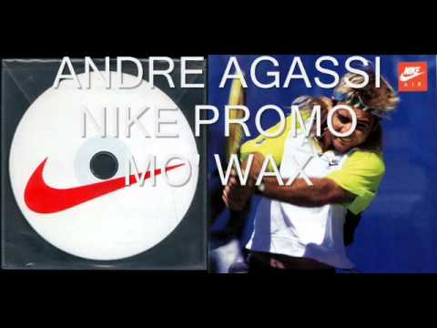 Nike Promo André Agassi - Mo' Wax by G.