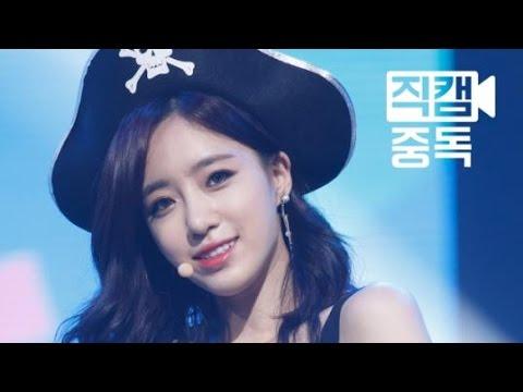 [Fancam] Eun Jung of T-ARA(티아라 은정) So Crazy(완전 미쳤네) @M COUNTDOWN_150820 EP.73