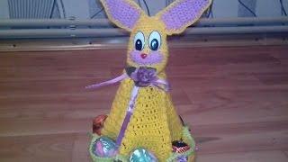 Связанный крючком заяц (Crochet bunny)