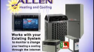 Allen Heating and Cooling - ComfortLink System