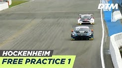 DTM Hockenheim 2019 - Freies Training 1 - RE-LIVE (Deutsch)
