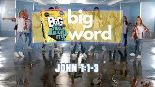 Memory Verse Song - John 1:1-3