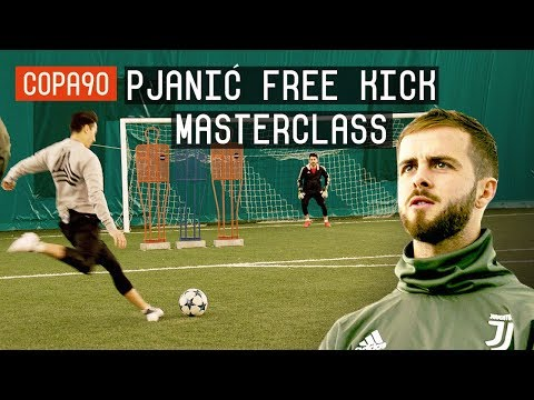 Pjanić's Free Kick Masterclass | European Nights