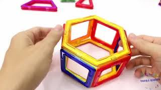 Building Blocks Toys for Children Magnetic Blocks Educational Toys for Kids