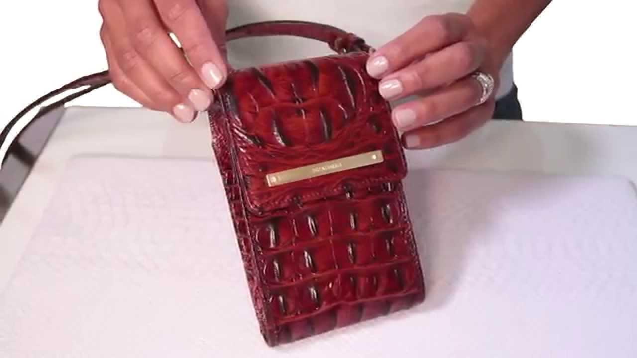 2bf493d8cea7 Brahmin Universal Crossbody Video. Brahmin Handbags