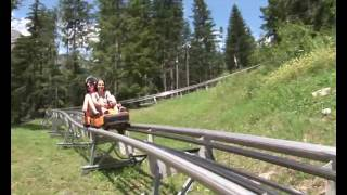 Luge de Chamonix Alpine Coaster été 2016