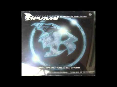 Discoteca Revival - La esencia del techno [2001]  +TRACKLIST 3CD'S